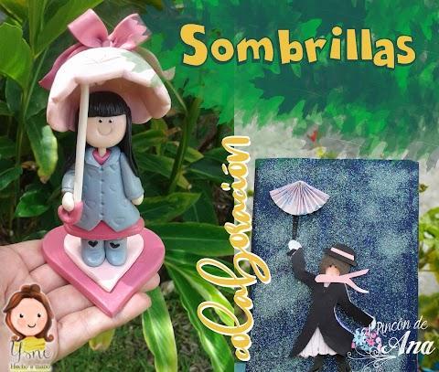 Cuadro decorativo Sombrilla