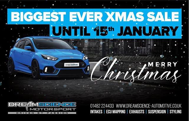 【鍵盤車訊】樸實無華,但熱血的性能鋼砲 --- Ford Focus ST225 - 英國改裝品牌推出的聖誕優惠