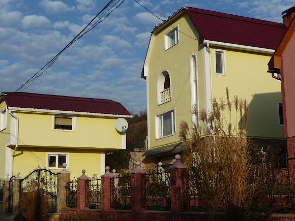 Гірські села Закарпаття. Яківське Свалявського району