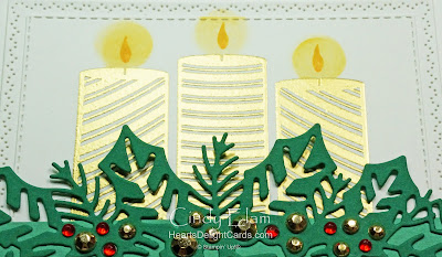 Heart's Delight Cards, Sweetest Time, 2020 Aug-Dec Mini, 12 Days of Christmas in July, Stampin' Up!