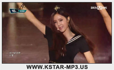 [Performance] T-ARA - So Crazy @ M! Countdown 2015.08.27