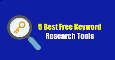 5 Best Free Keyword Research Tools