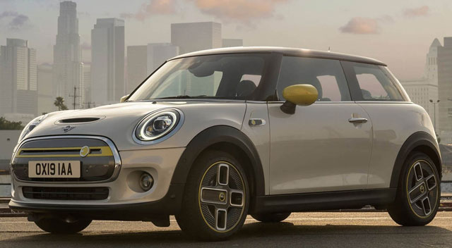 All-Electric 2020 Mini Cooper SE Revealed - Road & Track