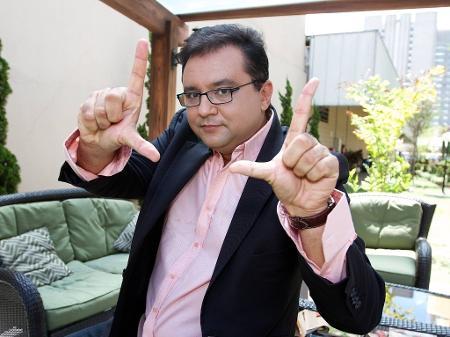 Geraldo Luís de volta a TV Record, e dessa vez com novo nome de programa e novo estilo