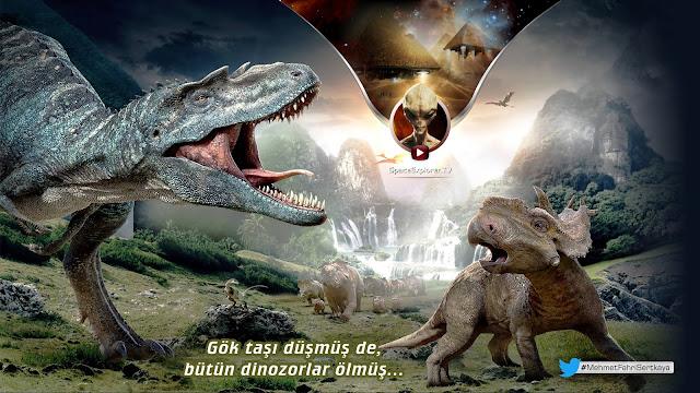 akademi dergisi, Mehmet Fahri Sertkaya, Space Explorer, Dinozorlar, yüksek teknoloji, meteor, bilim, Fosiller, kıyamet, Evrim aldatmacası, nükleer santral