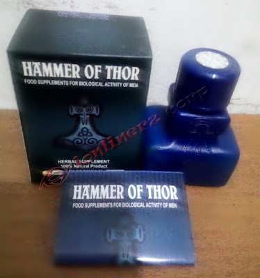 Hammer Of Thor - Rahasia Kejantanan Pria