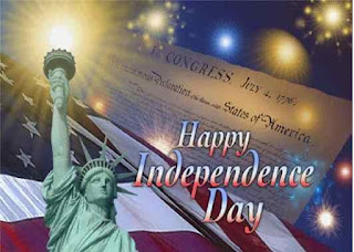 facebook USA independence day sms