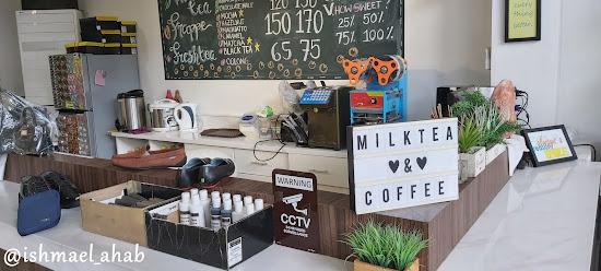 Milk Tea and Coffee at CPoint, Marikina City