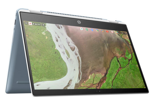 HP's Chromebook x360 14 is its thinnest Chromebook convertible