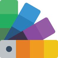 Color Palette - Extract/Create Colors & Gradients - Palheta de Cores