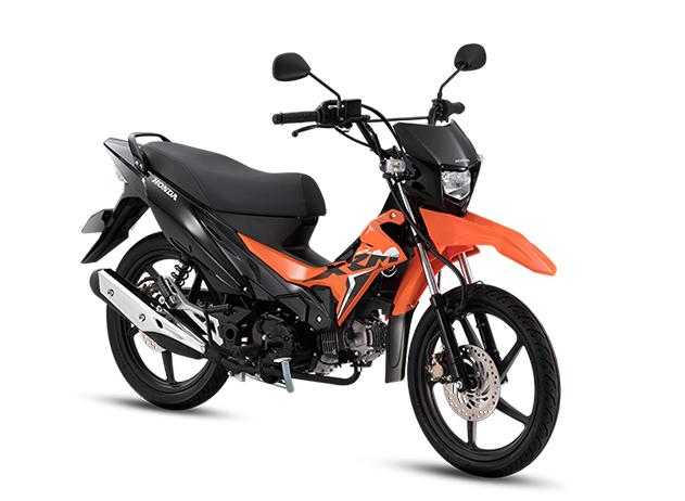 Honda XRM 125 model 2014 Specification