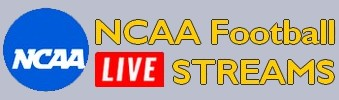 NCAA Football LIVE STREAM streaming