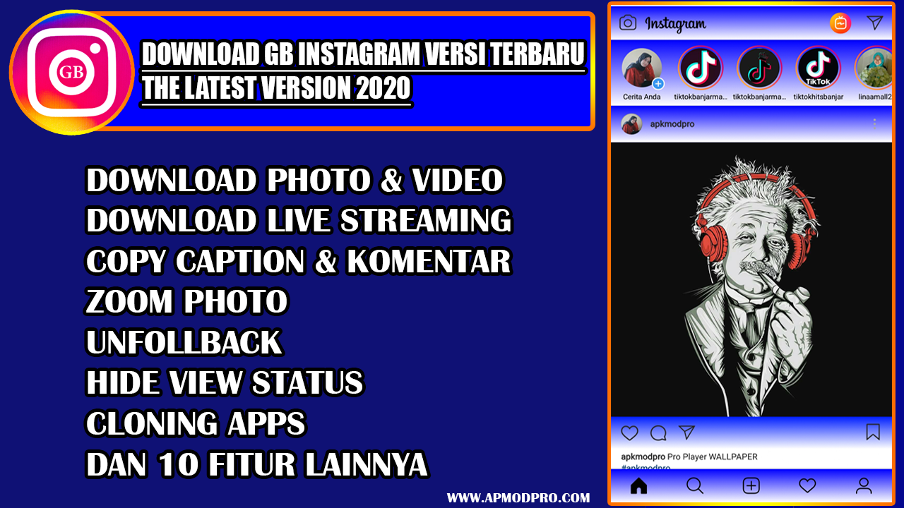 GB Instagram APK 3.70 [Anti Ban] Latest Version 2020