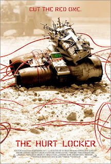 the hurt locker 2009 poster