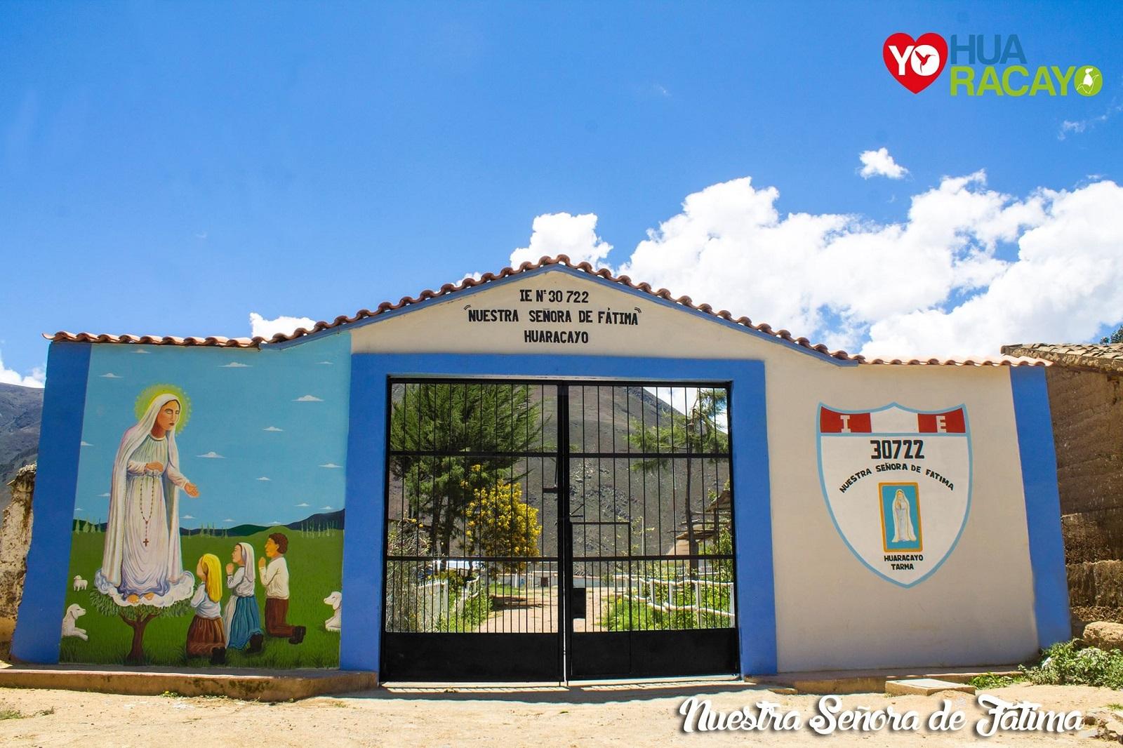 Escuela 30722 NUESTRA SEÑORA DE FATIMA - Huaracayo