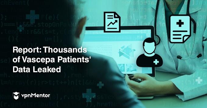 Miles de registros farmacéuticos se filtran en posible violación de HIPAA