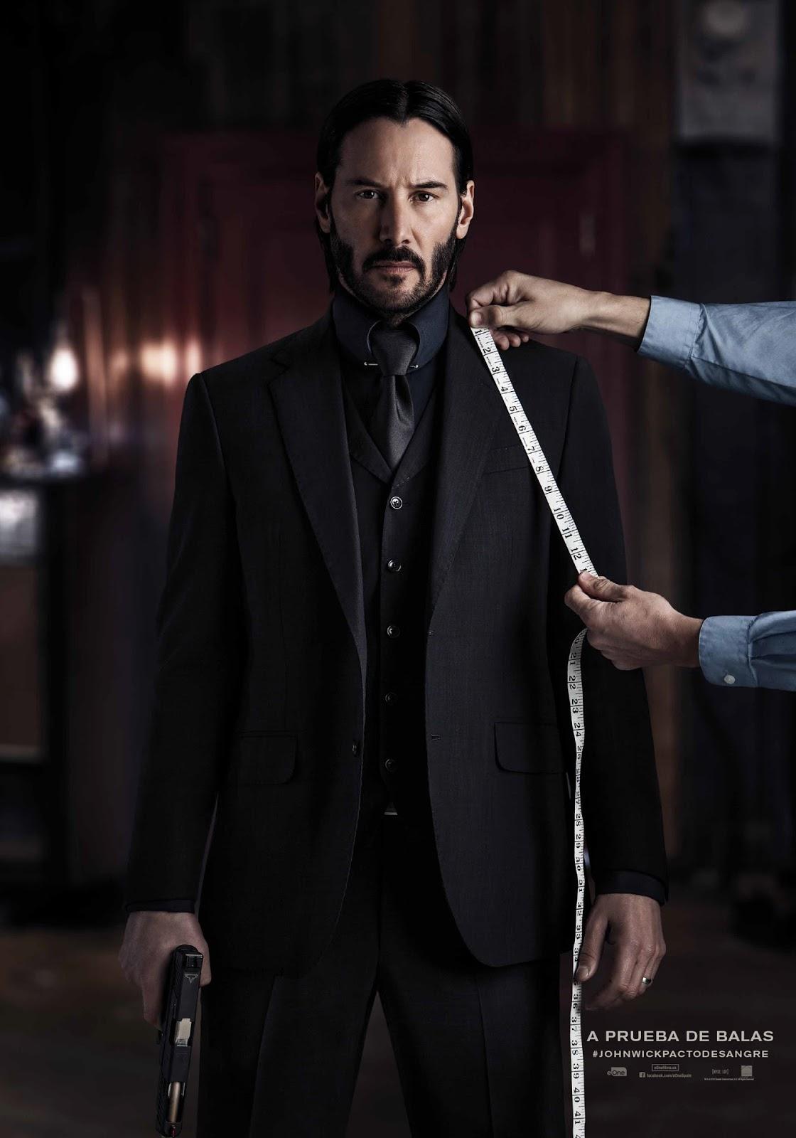 Primeras imágenes y teaser póster de 'John Wick. Pacto de sangre'