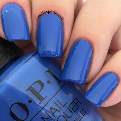 OPI Lisbon tile art to warm your heart swatch
