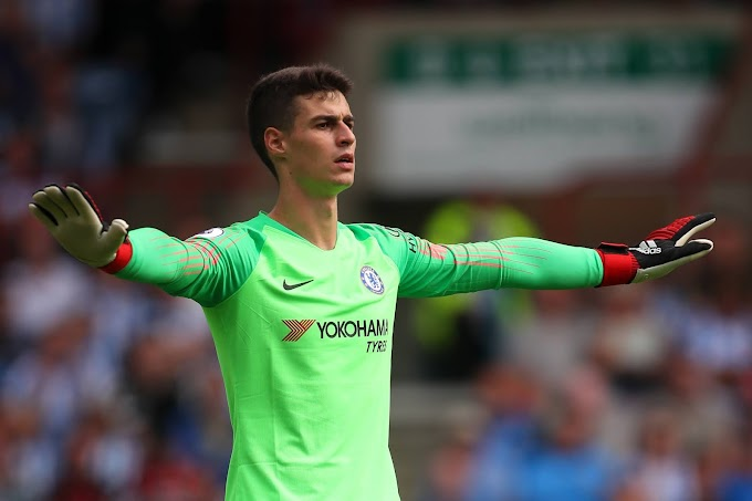 Kepa Believes he's played last game for Chelsea