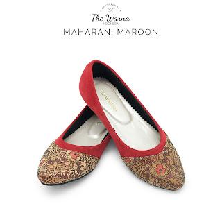 MAHARANI MAROON THE WARNA