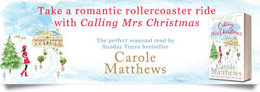 http://www.amazon.co.uk/Calling-Mrs-Christmas-Carole-Matthews/dp/0751545589/ref=sr_1_1?ie=UTF8&qid=1387140006&sr=8-1&keywords=calling+mrs+christmas