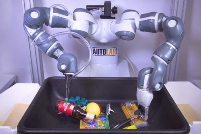 Penelitian Learning Ambidextrous Robot Grasping Policies