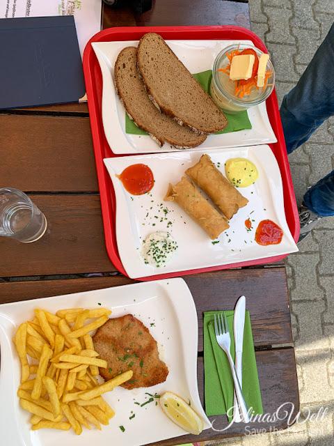 Essen im Waldheim Bad Kreuznach