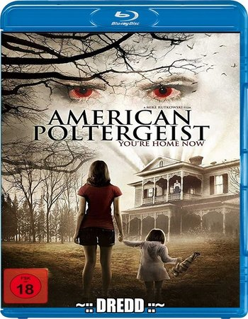 American Poltergeist (2016) Dual Audio Hindi 480p BluRay 250MB ESubs Full Movie Download