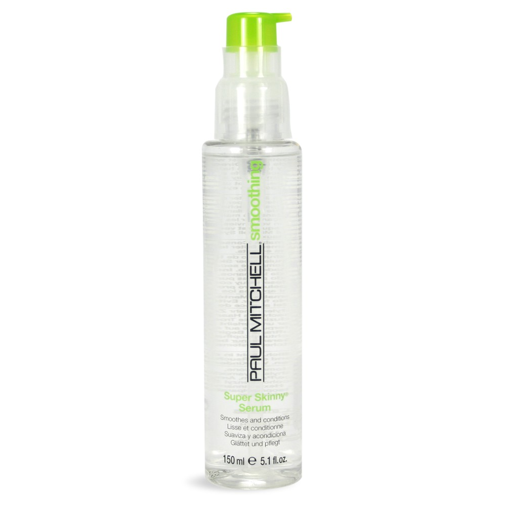 PRODUCT REVIEW; PAUL MITCHELL SMOOTHING SUPER SKINNY SERUM ...