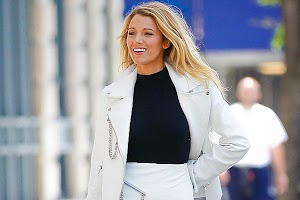 Blake Lively: share the secrets of her beauty-regime.
