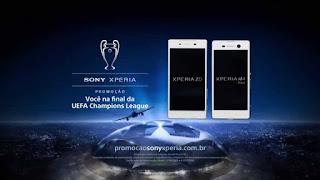 Promoção Você na final da UEFA Champions League