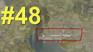 سلسله مودات MTA مود الاسماء ع الخريطه اف 11  48#