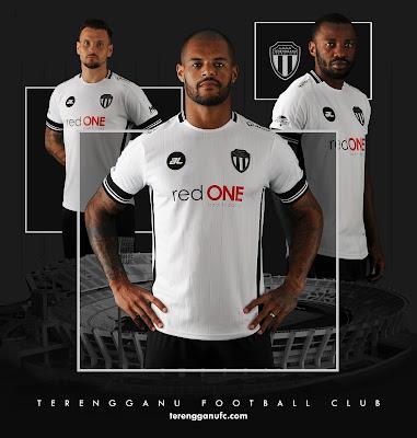 Jersi Home Terengganu FC 2021