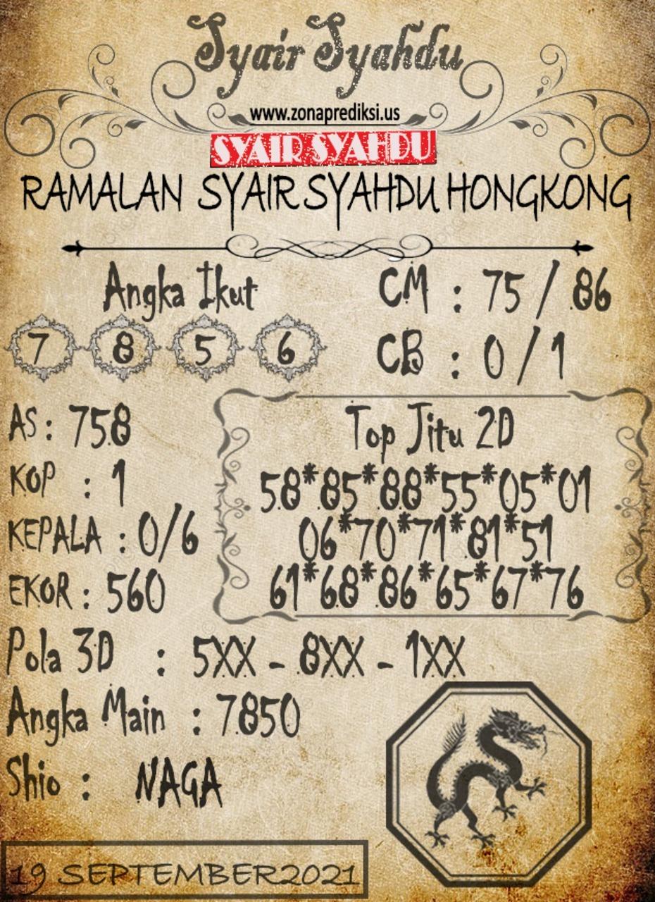 prediksi pengeluaran hongkong