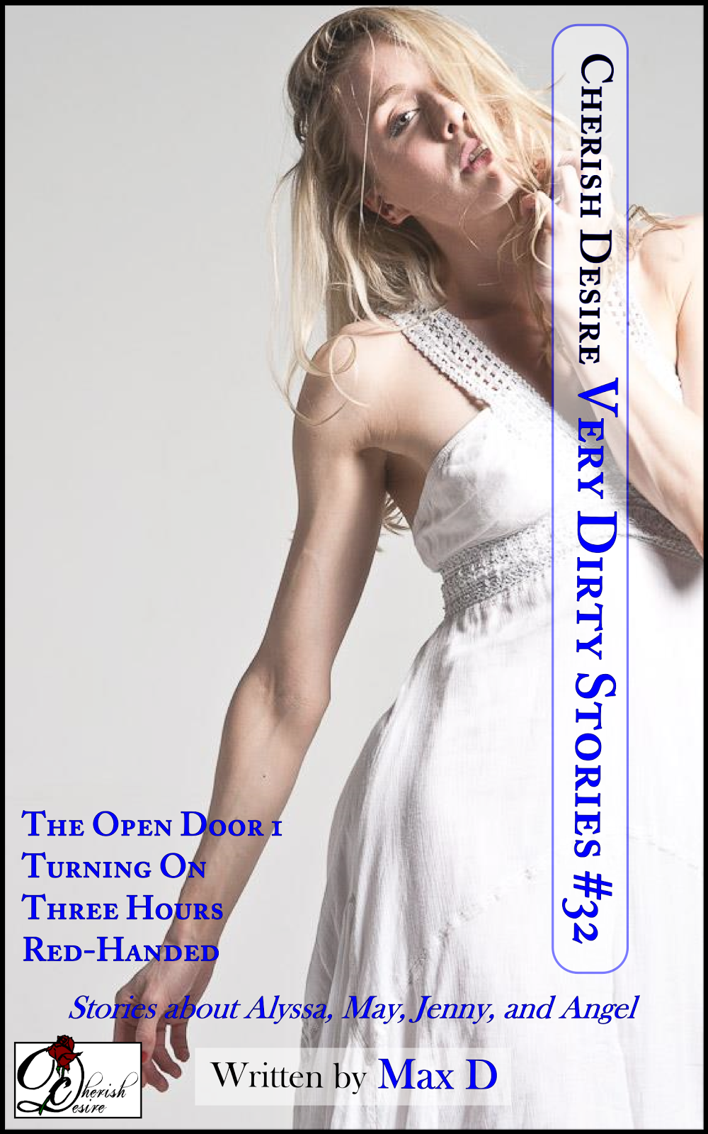 Cherish Desire: Very Dirty Stories #32, Max D, erotica