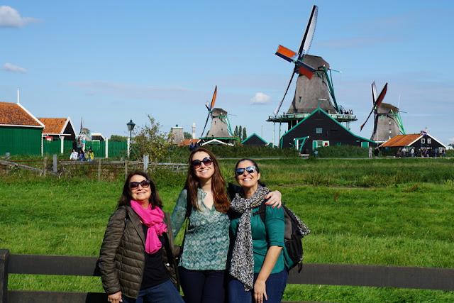 Lugares para conhecer na Holanda_Zaanse Schans