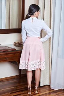 fusta in clos foarte feminina2