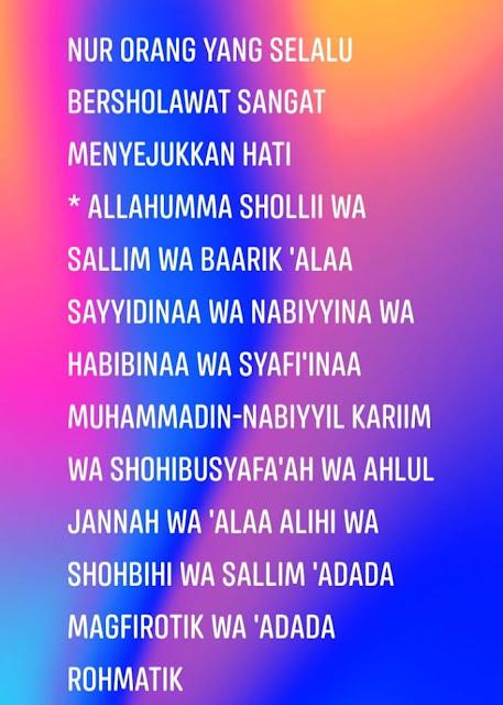 Sholawat Kariim