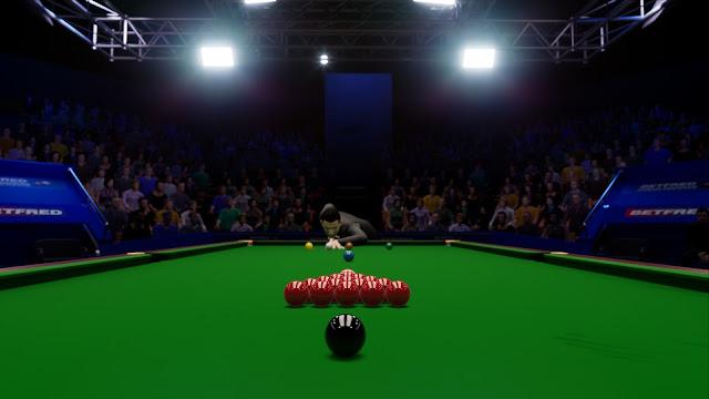 Snooker 19 PC Full imagenes