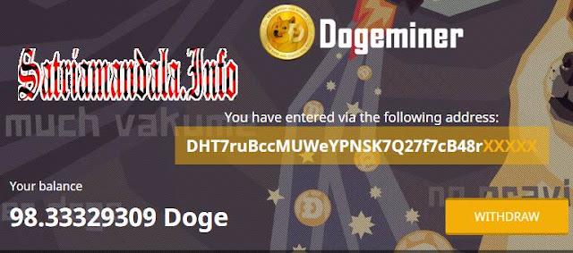 Situs Mining DogeCoin Free