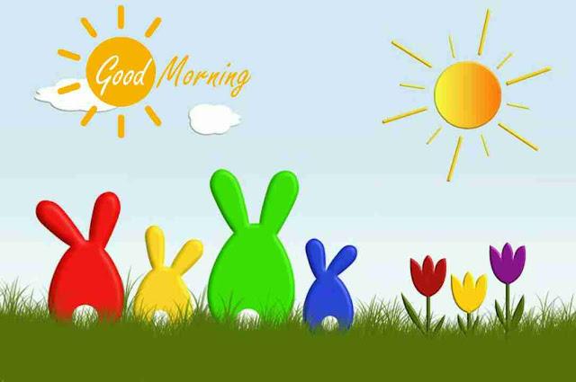 Awesome good morning image