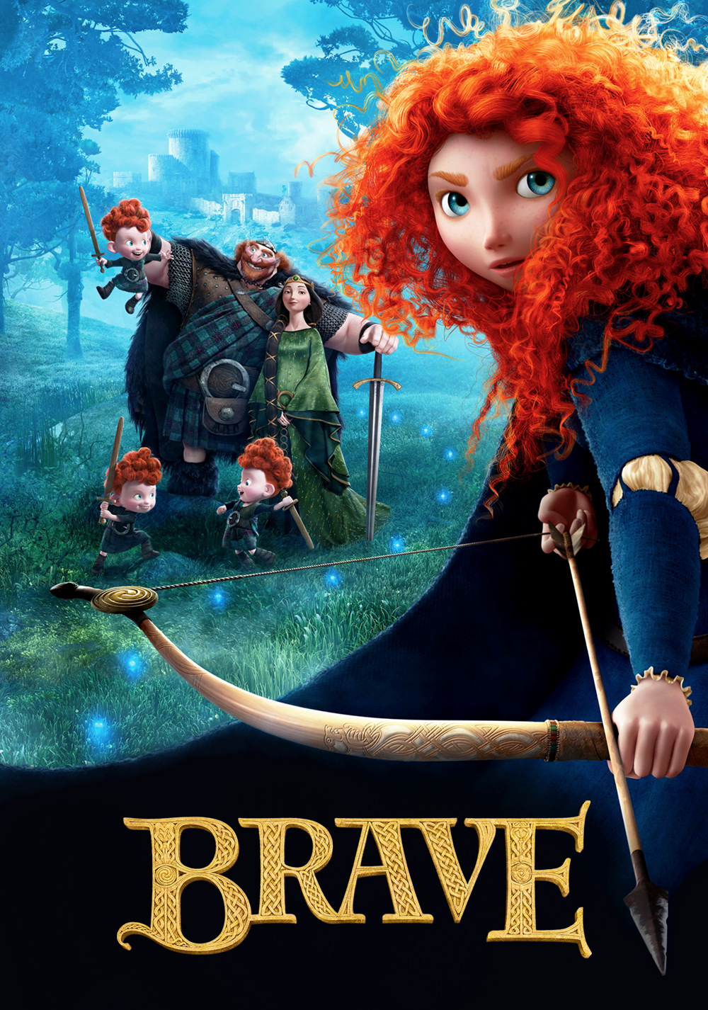 Download Brave (2012) Full Movie in Hindi Dual Audio BluRay 720p [800MB]