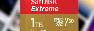 1 terabyte microSd