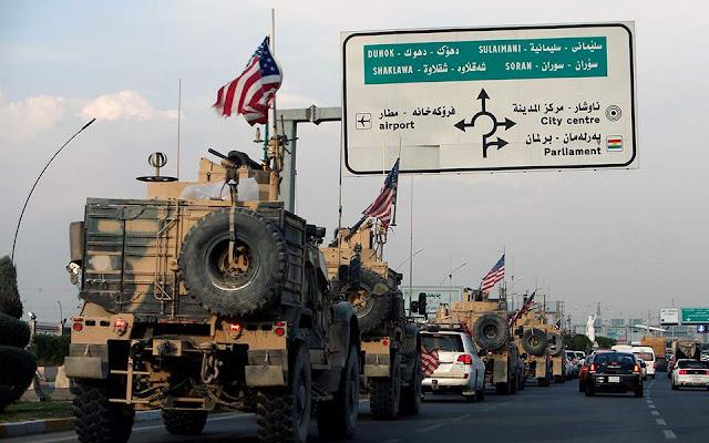 Ρωσία: Οι ΗΠΑ κάνουν λαθρεμπόριο πετρελαίου από τη Συρία