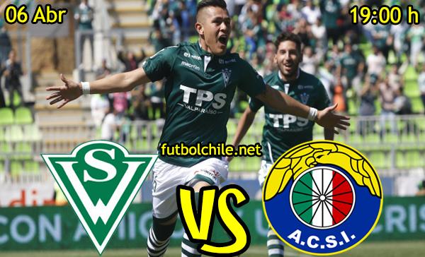 VER STREAM RESULTADO EN VIVO, ONLINE: Santiago Wanderers vs Audax Italiano