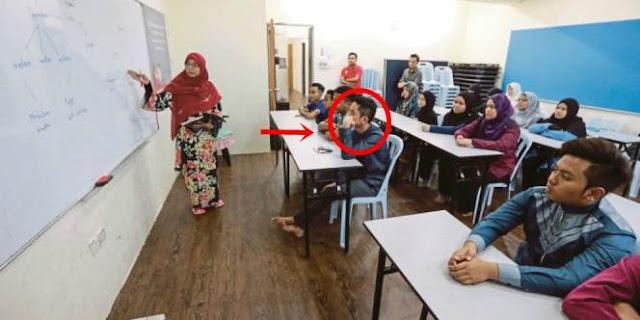 Pelajar Ini Peroleh Keajaiban Di Sekolahnya Setelah Mampu Menghafal 30 Juz Al Qur'an