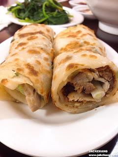 pancake rolls pork