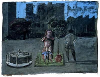 Ghosts (1986-88), Sarah Raphael