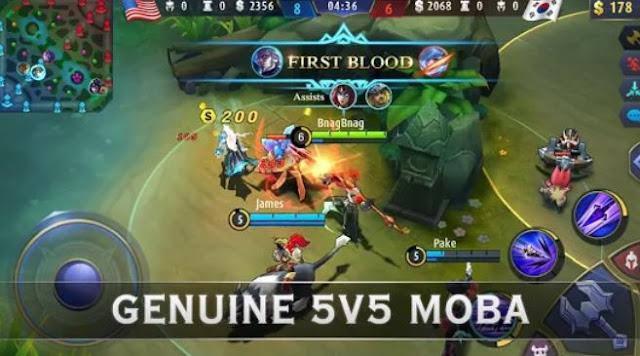 Download Mobile Legends MOD APK Unlimited