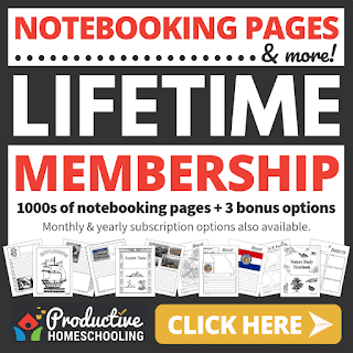 Notebooking pages resource